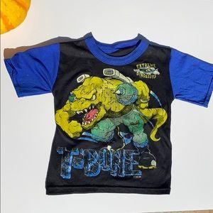 Vintage 1997 Extreme Dinosaurs T-Shirt